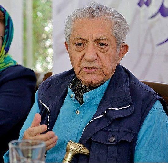 عزت الله انتظامی درگذشت