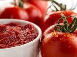 صادرات 1150 تن رب گوجه فرنگی به کشور روسیه