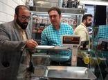 برخورد با 5 واحد صنفی متخلف فروش مرغ و ماهی در دماوند