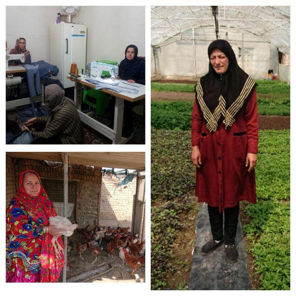 10 میلیارد ریال تسهیلات بانکی توسط صندوق اعتباری خرد زنان روستایی شهرستان آبیک جذب شد