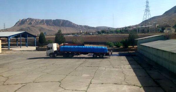 تأمین و حمل 964تن کود شیمیایی اوره در شهرستان شهرکرد