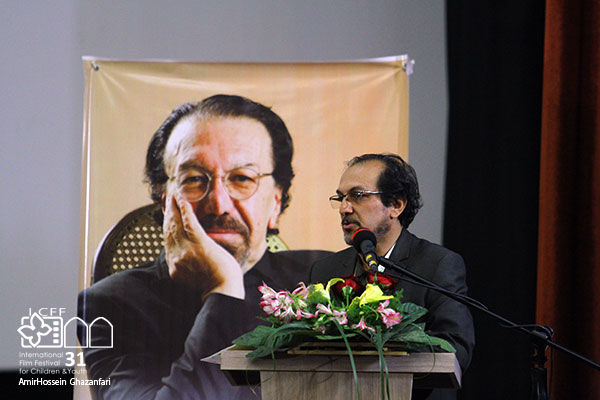 پیشنهاد رضاداد برای ساخت فیلم از زندگی زنده یاد ناصر چشم آذر