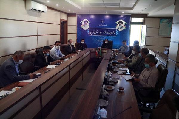 لزوم تسریع در روند اجرای طرح های نوین آبیاری در استان قزوین