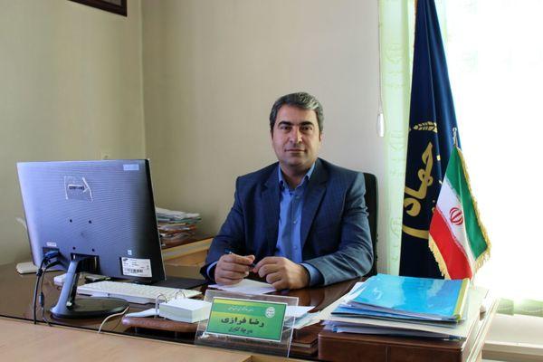 صد درصد کلزای کشت شده درشهرستان فیروزکوه تحت پوشش بیمه محصولات کشاورزی قرار گرفت
