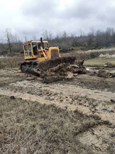 ادامه روند مرمت و بازسازی و تعمیق آببندانهای در شهرستان شفت