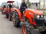 پلاک گذاری ماشین آلات کشاورزی فاقد پلاک تا پایان امسال در گیلان