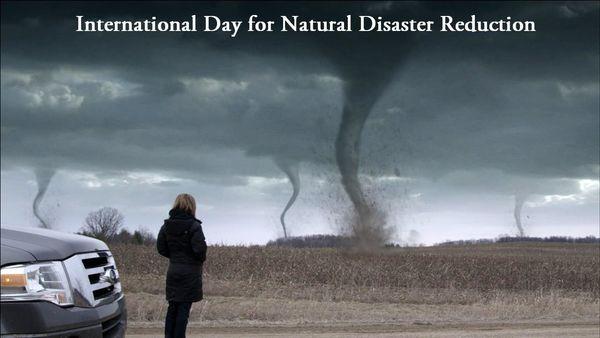 روز جهانی کاهش اثرات بلایای طبیعی