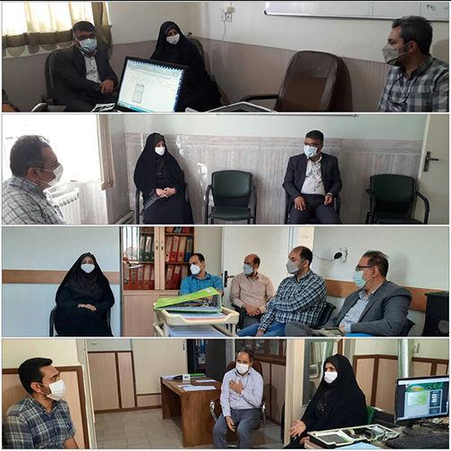 بازدید رییس سازمان از مراکز جهاد کشاورزی سطح استان