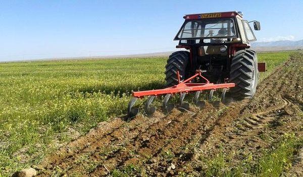 کمبود مواد آلی در خاک کشاورزی خراسان شمالی