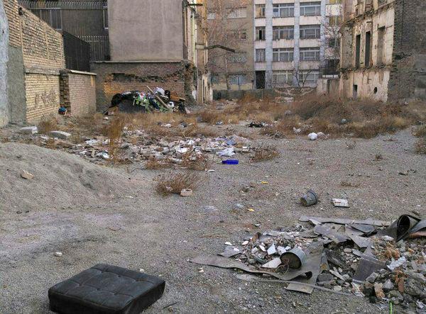 طرح توسعه دانشگاه تهران متوقف شد