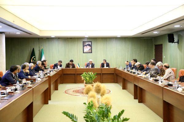 بهره برداری پایدار از منابع آب و خاک جزو اولویت های اساسی وزارت جهاد کشاورزی است
