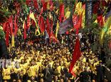 مراسم عاشورای حسینی(ع) در بیروت