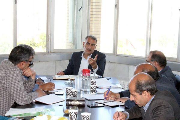 شورای اطلاع رسانی سازمان جهاد کشاورزی  چهارمحال و بختیاری  برگزار شد
