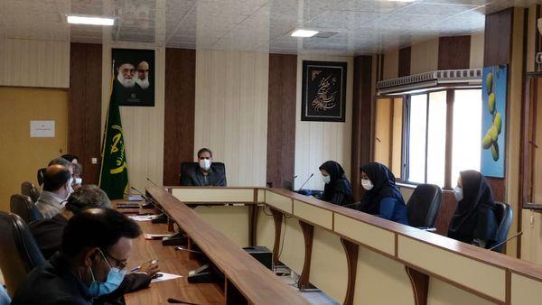برگزاری سومین جلسه شورای راهبری توسعه مدیریت سازمان