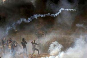 فلسطین ضد معامله قرن