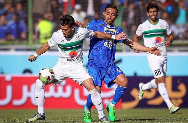 پخش زنده فوتبال ذوب آهن –استقلال