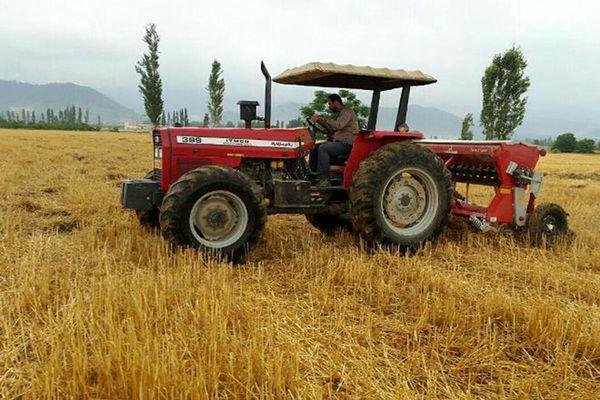 خرید ۶ هزار و ۲۹۴ دستگاه ماشین آلات کشاورزی