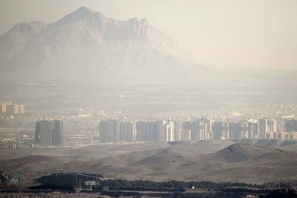 هوای تهران امروز ناسالم است