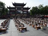 جشن شکوفهها به سبک مدارس چینی
