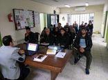 برگزاری دوره مهارتی پرورش زنبور عسل در شهرستان لاهیجان