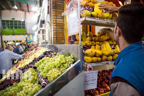 گرانی میوهها، خریداران را از بازار دور کرد