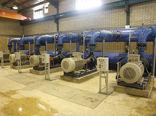 پیشرفت ۸۵ درصدی ایستگاه پمپاژ پروژه گوریه در خوزستان