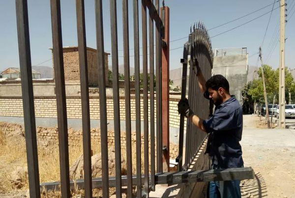 آغاز عملیات اجرایی نوسازی و بهسازی مراکز خدمات جهاد کشاورزی شهرستان کیار