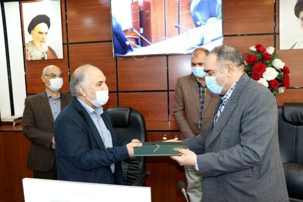 امضای تفاهم نامه همکاری سازمان تعاون روستایی با شبکه توسعه اجتماعی رسالت