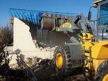 رفع تصرف 5 هزار متر مربع زمین کشاورزی در قزوین