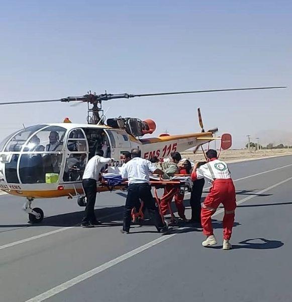 محیطبان بهشت گمشده مجروح شد