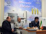 حضور مهندس فتحی در مرکز سامد استانداری و پاسخگویی به درخواست ها و تلفنهای مردمی