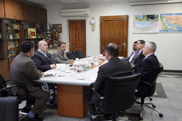 گسترش همکاریهای ایران و کمیسیون تون ماهیان اقیانوس هند