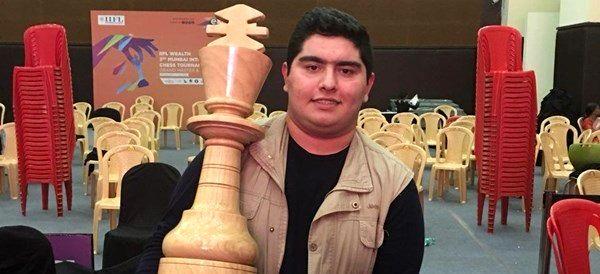 قهرمانی ایران در مسابقات شطرنج جوانان جهان