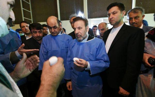 کارخانه زنجیره کامل تولید مرغ و تخممرغ در گنبدکاووس افتتاح شد