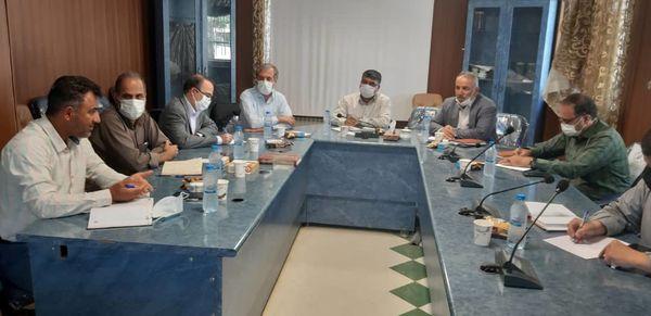 نشست بررسی اولویتهای پژوهشی انگور در شهرستان تاکستان