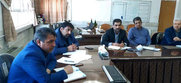 به منظور بررسی تسهیلات بخش کشاورزی، جلسه میز خدمت در شهرستان فردوس برگزار شد
