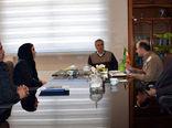 نشست بررسی ارتقاء خدمات دهی شرکت تعاونی تولید روستایی گلخانه داران ارس برگزار شد
