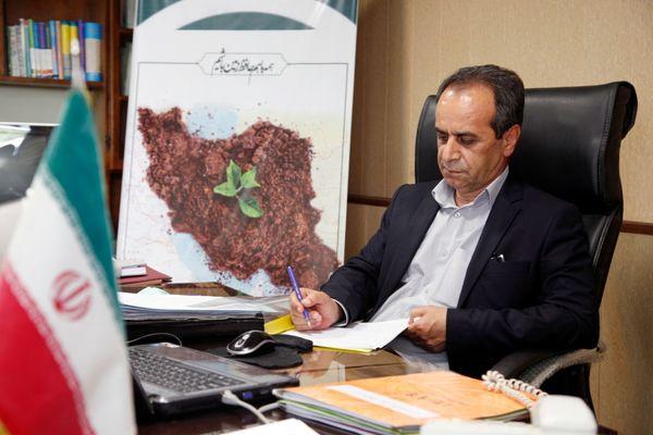 رفع تداخل بیش از 10 هزار هکتار از اراضی ملی و کشاورزی در آذربایجان غربی