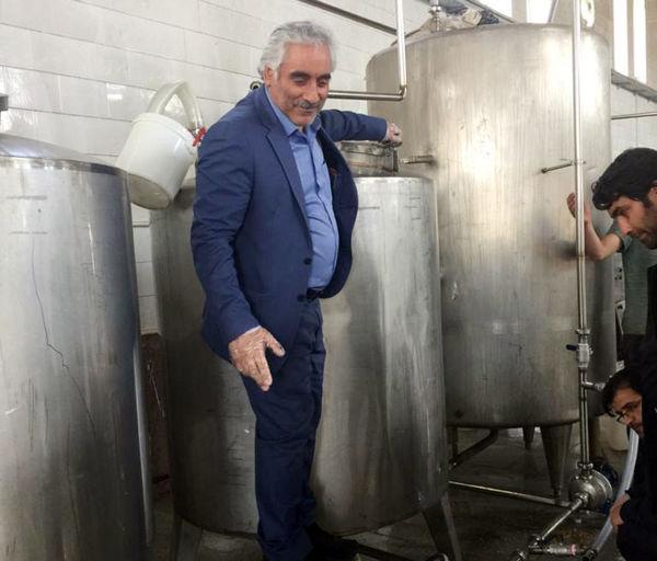 واحدهای صنایع تبدیلی کشاورزی آذربایجان شرقی در خدمت مبارزه با ویروس کرونا