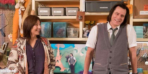 آغاز پخش نخستین سریال جیم کری از آخر تابستان