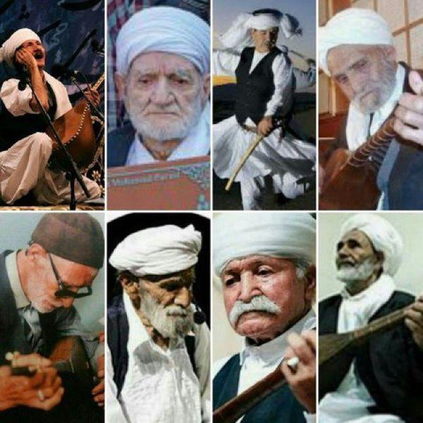 ساخت مجسمه اساتید موسیقی مقامی خراسان رضوی