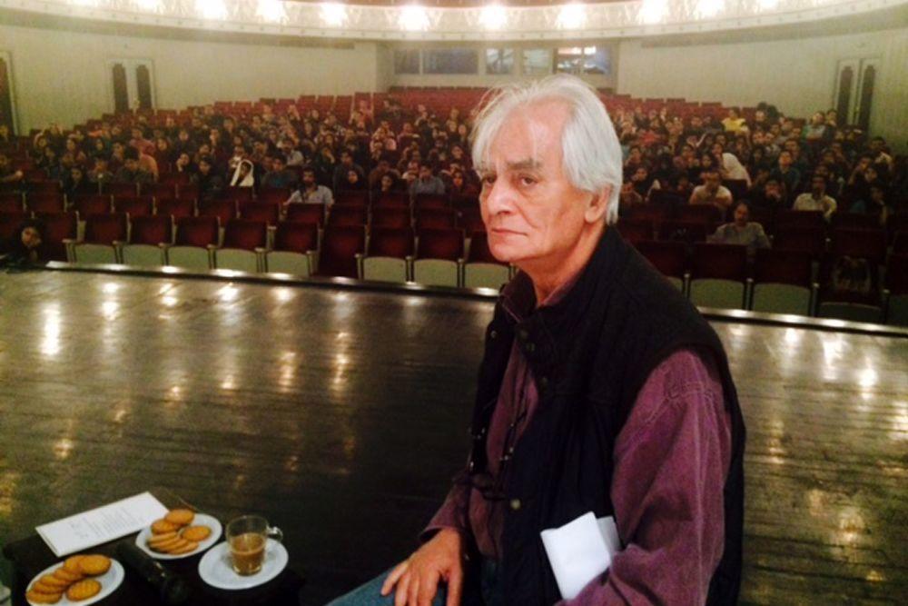 علی رفیعی در تدارک اجرای «خانه برناردا آلبا»