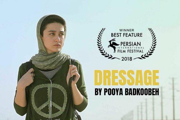 «درساژ» غزال طلایی جشنواره جهانی فیلم پارسی را تصاحب کرد