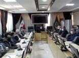 جلسه شورای هیئت هفت نفره واگذاری زمین در سازمان جهاد کشاورزی خراسان شمالی برگزار شد
