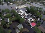 قطع برق یک میلیون خانه در طوفان فلورانس