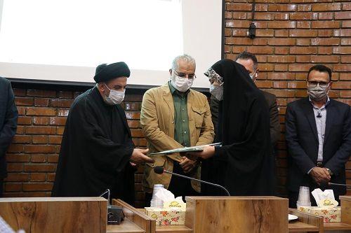 تجلیل از خبرنگاران بخش کشاورزی استان فارس