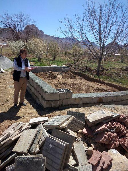 صدور 50 اخطاریه ساخت و سازهای غیر مجاز در شهرکرد