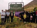 بازدید بهره برداران بخش کشاورزی شهرستان البرز از ایستگاه تحقیقات گیاهان دارویی الموت
