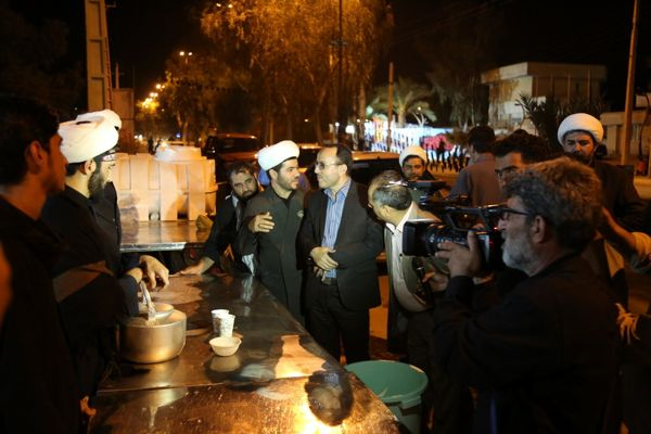 تامین غذای سالم برای 3.5 میلیون زائر امام حسین (ع) در اربعین امسال