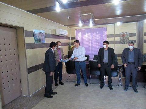 رئیس شبکه دامپزشکی شهرستان چرداول منصوب شد